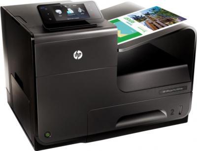 Принтер HP Officejet Pro X551dw (CV037A) - вид сбоку