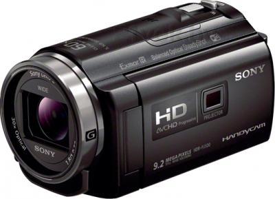 Видеокамера Sony HDR-PJ530E (Black) - общий вид