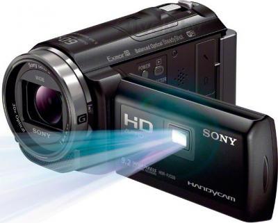 Видеокамера Sony HDR-PJ530E (Black) - проектор