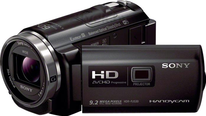 HDR-PJ530E (Black) 21vek.by 7681000.000