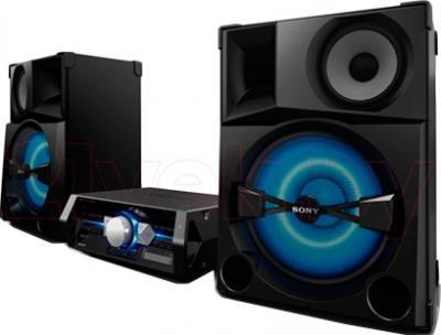 Минисистема Sony HCD-SHAKE6D - вполоборота