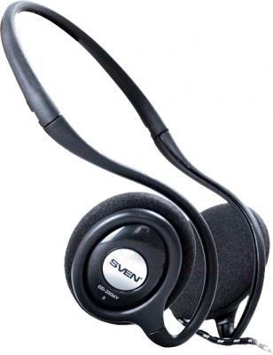 Наушники-гарнитура Sven GD-200MV (черный) - общий вид