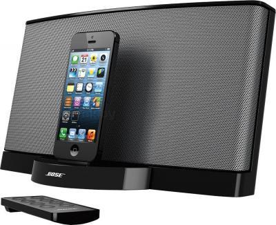 Мультимедийная док-станция Bose SoundDock III Digital Music System (Black) - вид сбоку