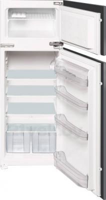 Холодильник с морозильником Smeg FR232P - общий вид