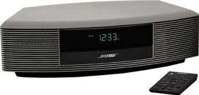 Микросистема Bose Wave radio III (Titanium Silver) - общий вид
