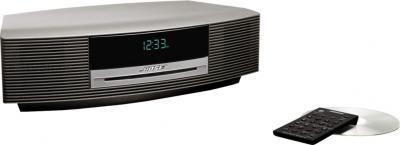 Микросистема Bose Wave music system III (Titanium Silver) - общий вид
