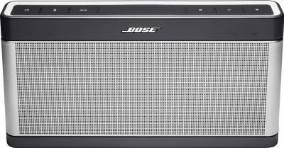 Портативная колонка Bose SoundLink Bluetooth speaker III (серый) - общий вид