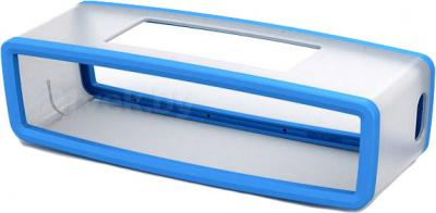 Чехол для акустической системы Bose SoundLink Mini soft cover (Blue) - общий вид