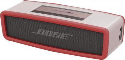 Чехол для акустической системы Bose SoundLink Mini soft cover (Red) - на акустике