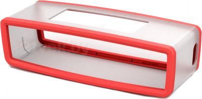 Чехол для акустической системы Bose SoundLink Mini soft cover (Red) - общий вид