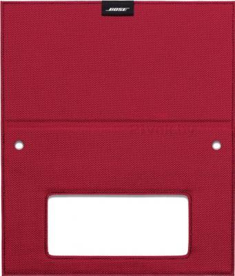 Чехол для акустической системы Bose SoundLink Bluetooth speaker cover (Red, Nylon) - в раскрытом виде