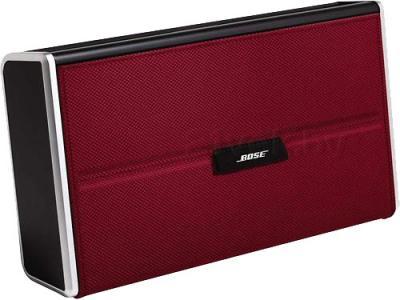 Чехол для акустической системы Bose SoundLink Bluetooth speaker cover (Red, Nylon) - общий вид