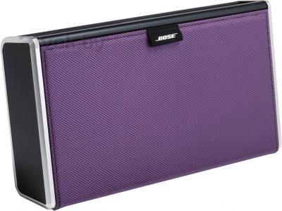 Чехол для акустической системы Bose SoundLink Bluetooth speaker cover (Purple) - общий вид