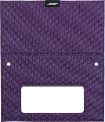 Чехол для акустической системы Bose SoundLink Bluetooth speaker cover (Purple) - в раскрытом виде