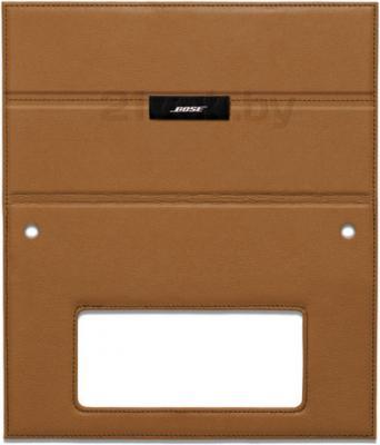 Чехол для акустической системы Bose SoundLink Bluetooth speaker cover (Light Brown) - в раскрытом виде