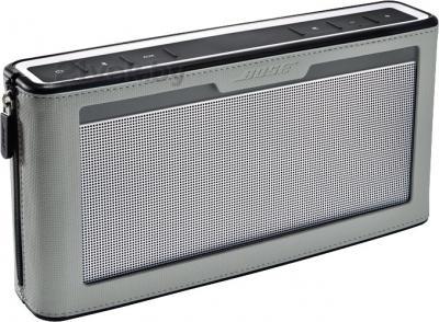 Защитный чехол Bose SoundLink Bluetooth speaker III (серый) - на акустике