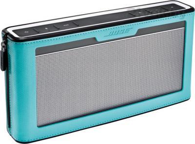 Защитный чехол Bose SoundLink Bluetooth speaker III (синий) - на акустике