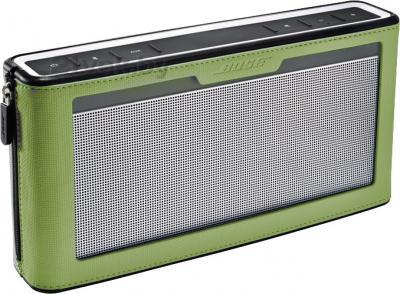 Защитный чехол Bose SoundLink Bluetooth speaker III (зеленый) - на акустике