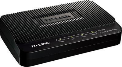 Маршрутизатор/DSL-модем TP-Link TD-8816 - общий вид