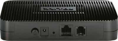 Маршрутизатор/DSL-модем TP-Link TD-8816 - вид сзади