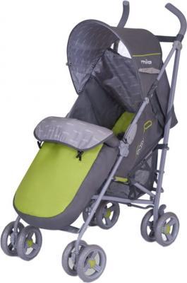 Детская прогулочная коляска EasyGo Milo (Pistachio) - общий вид