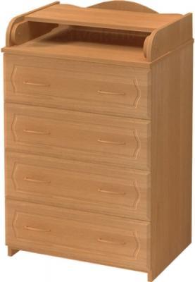 Комод Алмаз-Мебель КП-2.6 (Бук) - общий вид