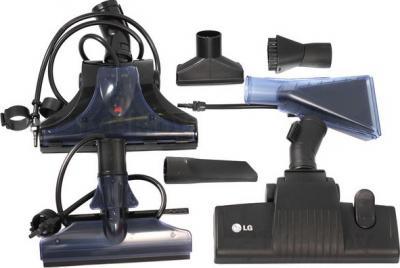 Пылесос LG VC9564WNT - насадки