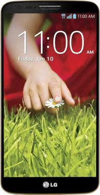 Смартфон LG G2 16Gb / D802 (золотой) - общий вид