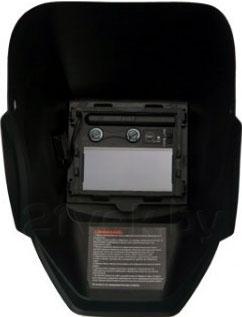 Сварочная маска Solaris ASF725S - вид изнутри
