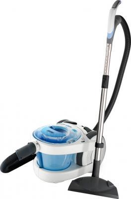 Пылесос DeLonghi WFF 1600E (Blue) - общий вид