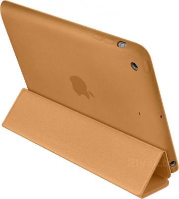 Чехол для планшета Apple iPad Air Smart Case MF047ZM/A (Brown) - в форме подставки