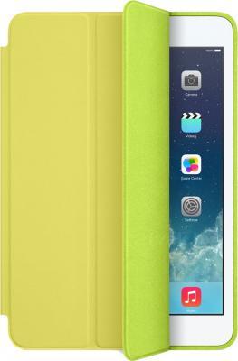 Чехол для планшета Apple iPad Air Smart Case MF049ZM/A (Yellow) - общий вид