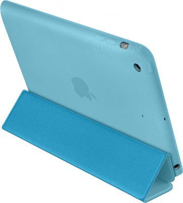 Чехол для планшета Apple iPad Air Smart Case MF050ZM/A (Blue) - в форме подставки
