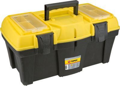 Ящик для инструментов Topex A-79R120 - общий вид