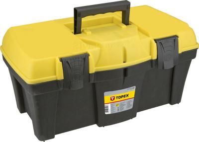 Ящик для инструментов Topex A-79R124 - общий вид