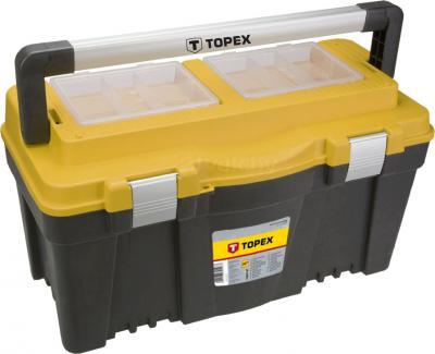 Ящик для инструментов Topex A-79R129 - общий вид