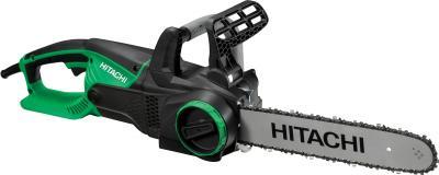Электропила цепная Hitachi CS35Y - общий вид