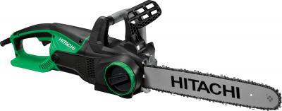 Электропила цепная Hitachi CS40Y - общий вид