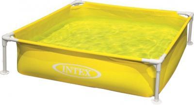 Каркасный бассейн Intex 57172NP (122x122x30)