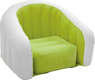 Надувное кресло Intex 68597NP - общий вид