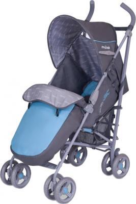 Детская прогулочная коляска EasyGo Milo (Ocean Blue) - общий вид