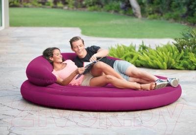 Надувной диван-кровать Intex 68881NP