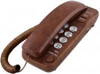 Проводной телефон TeXet TX-226 (Brown) -