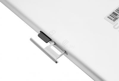 Планшет Smarty Midi 8L - разъемы для SIM карты и карты памяти