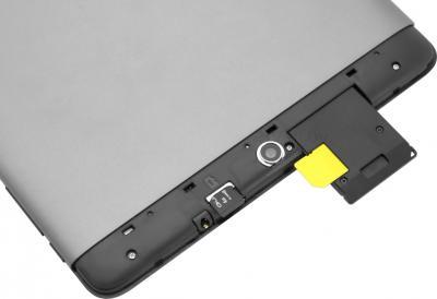 Планшет Smarty Maxi 10L - разъем для SIM карты