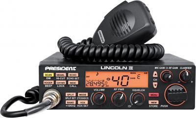 Радиостанция President Lincoln II ASC - общий вид