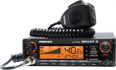 Радиостанция President Grant II ASC - общий вид