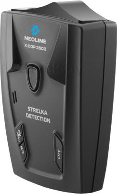 Радар-детектор NeoLine X-COP 3500 - вид сбоку