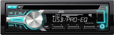 Автомагнитола JVC KD-R551EY - общий вид