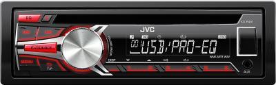Автомагнитола JVC KD-R451EY - общий вид